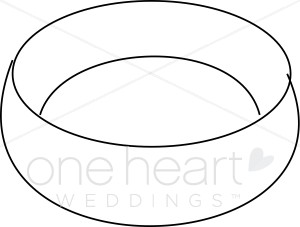 300x227 Wedding Band Clipart Wedding Ring Clipart