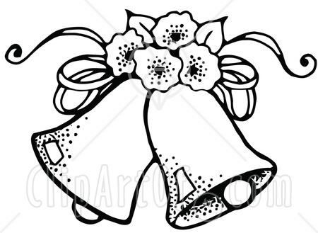450x329 Wedding Bells Clip Art Reference For Wedding Decoration