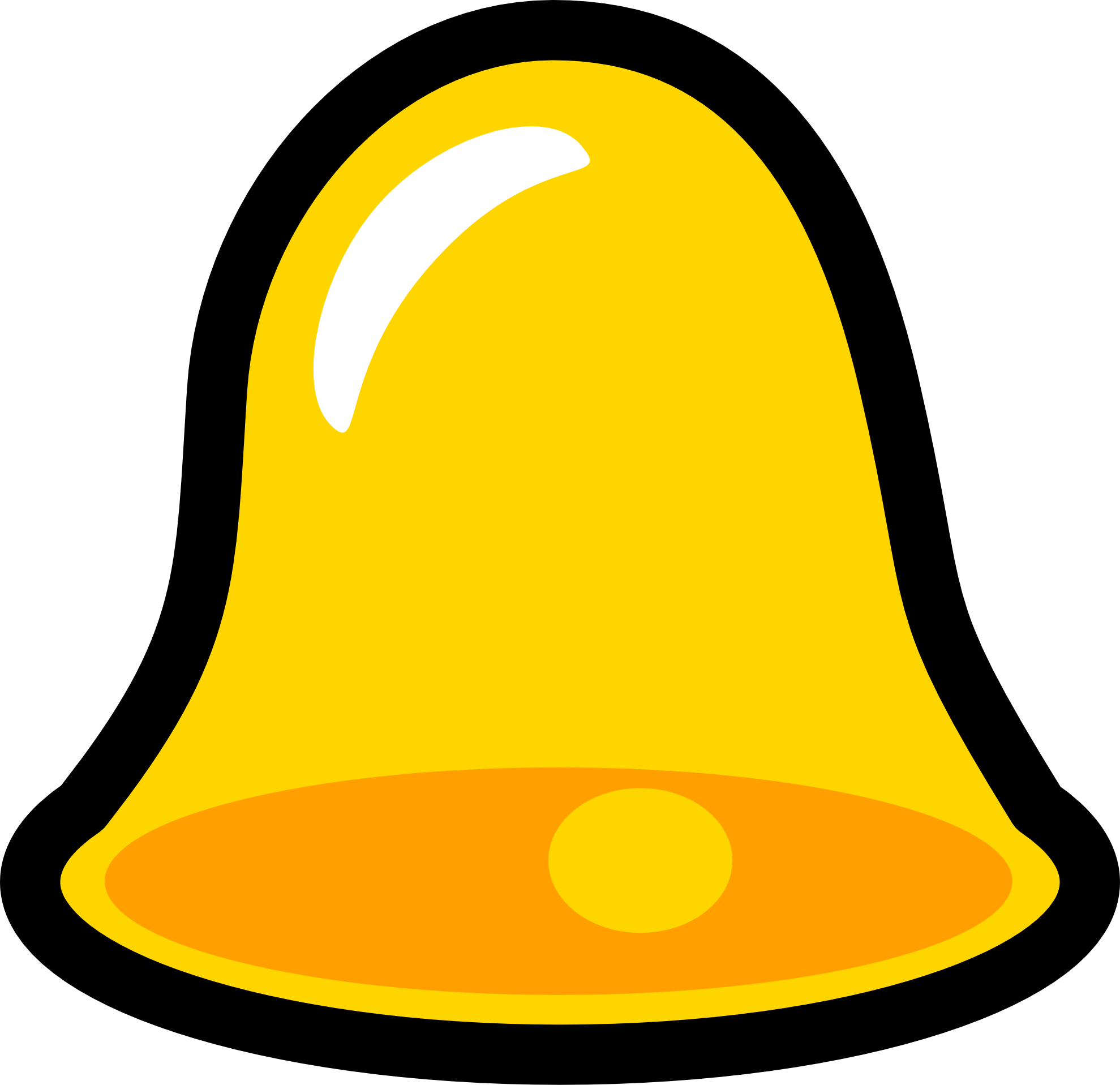 1979x1917 Bell Cliparts Background 179331