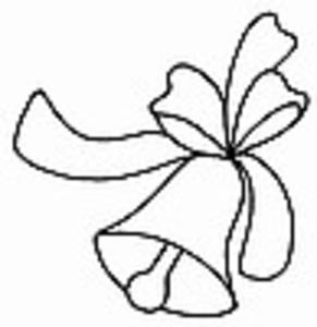 291x300 Bell Outline Clip Art