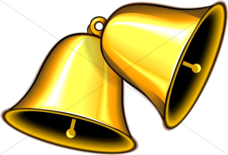 776x528 Wedding Bell Chimes Church Bell Clipart