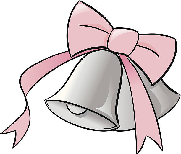 612x522 Wedding Bell Clipart Collection