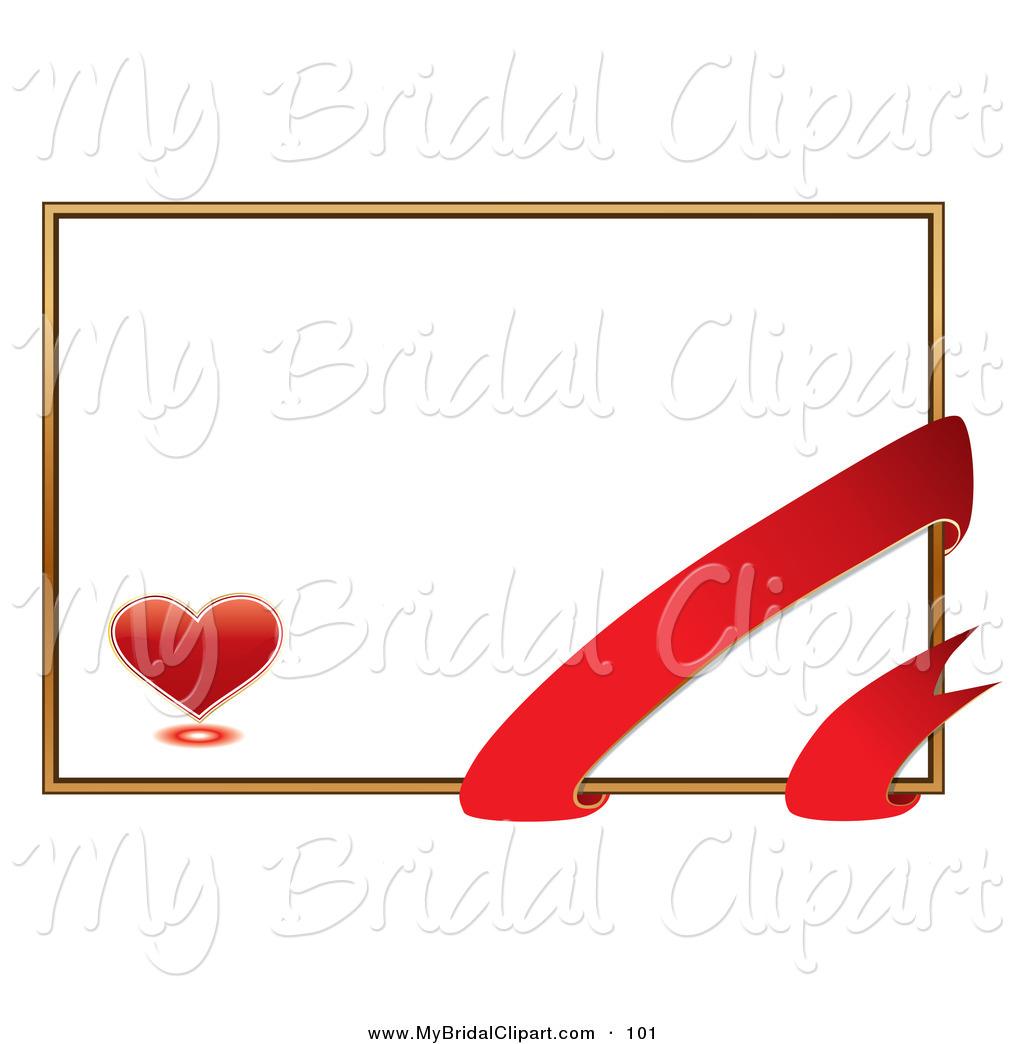 1024x1044 Free Wedding Ribbon Border Clip Art