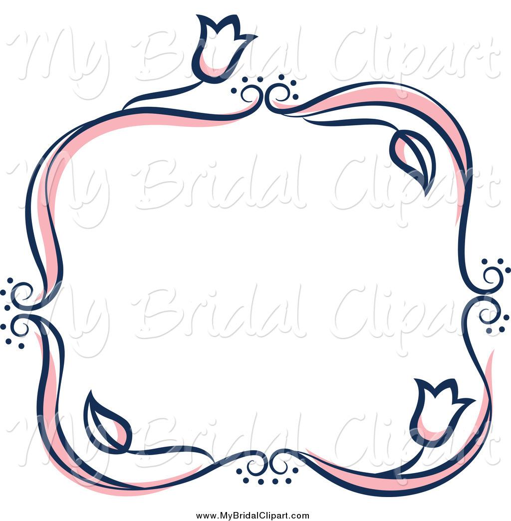 1024x1044 Royalty Free Wedding Border Stock Bridal Designs