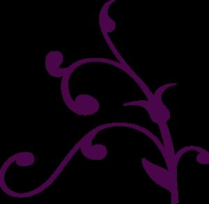 299x291 Bridal Purple Wedding Clip Art Borders Free Clipart Images Image