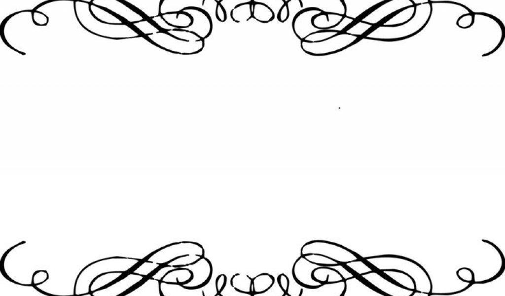 1024x600 Clipart Wedding Invitations Elegant Vines Wedding Invite Clip Art