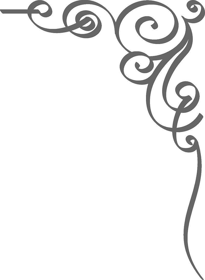 800x1095 Best Free Rustic Wedding Borders Clipart Cdr