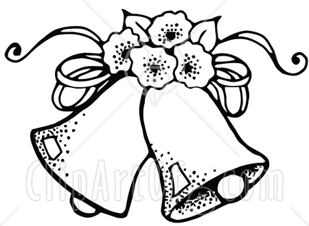 Flower black and white wedding. Clipart free download best