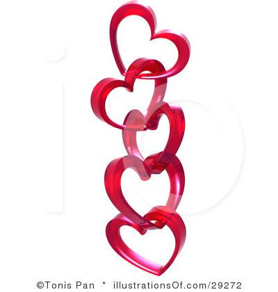 400x420 Wedding Heart Clip Art Clipart