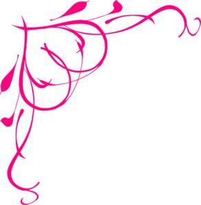 Wedding Clipart Swirls