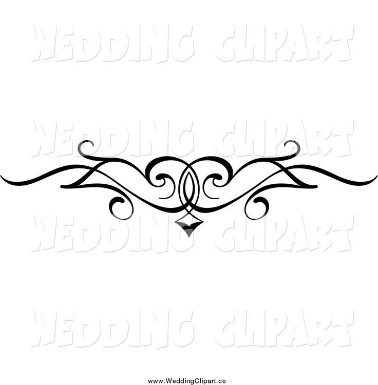 Wedding Cliparts Borders