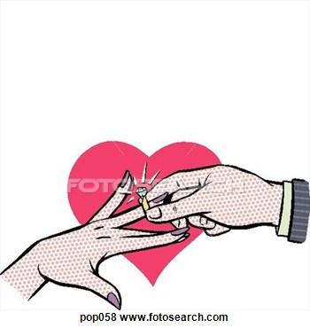 350x370 Proposal Wedding Engagement Congratulations Clipart