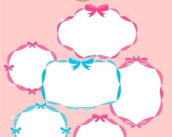 340x270 On Sale Flowers Corner Clipart Pink Floral Border