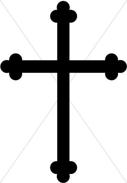 Wedding Cross Cliparts