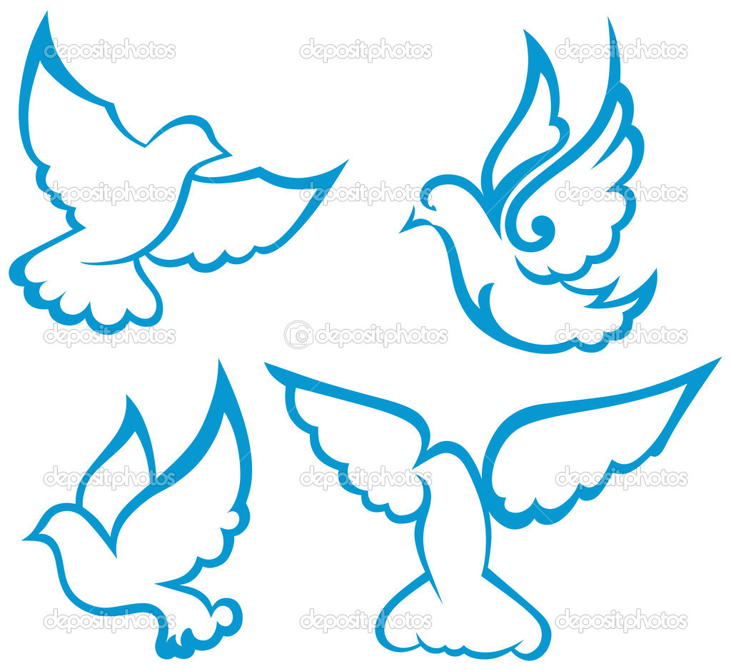 1024x940 Holy Spirit Dove Clip Art Baptism Dove Clipart Cliparthut