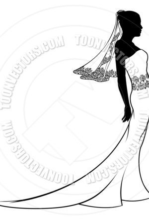 300x440 Wedding Clip Art Wedding Clipart Wedding Dress Clipart