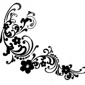 300x300 Wedding Swirl Clip Art Clipart Collection