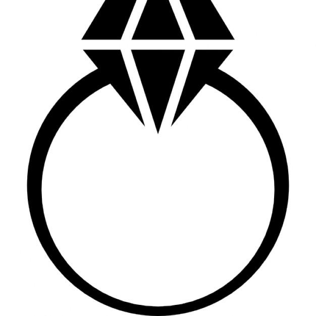 626x626 Diamond ring clip art free clipart images 3 clipartcow 2 clipartix