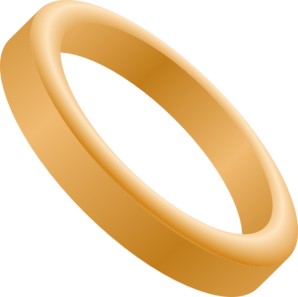298x297 Wedding ring clip art pictures free clipart images 2 –