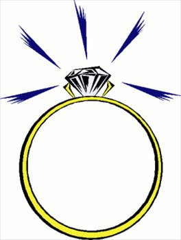 264x350 Wedding rings pictures free wedding ring clipart image