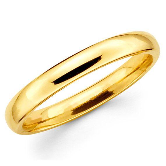 570x570 The Best Plain Wedding Bands Ideas Wedding Ring