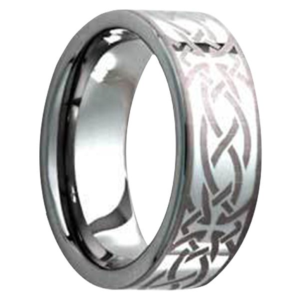 Wedding Rings Cross