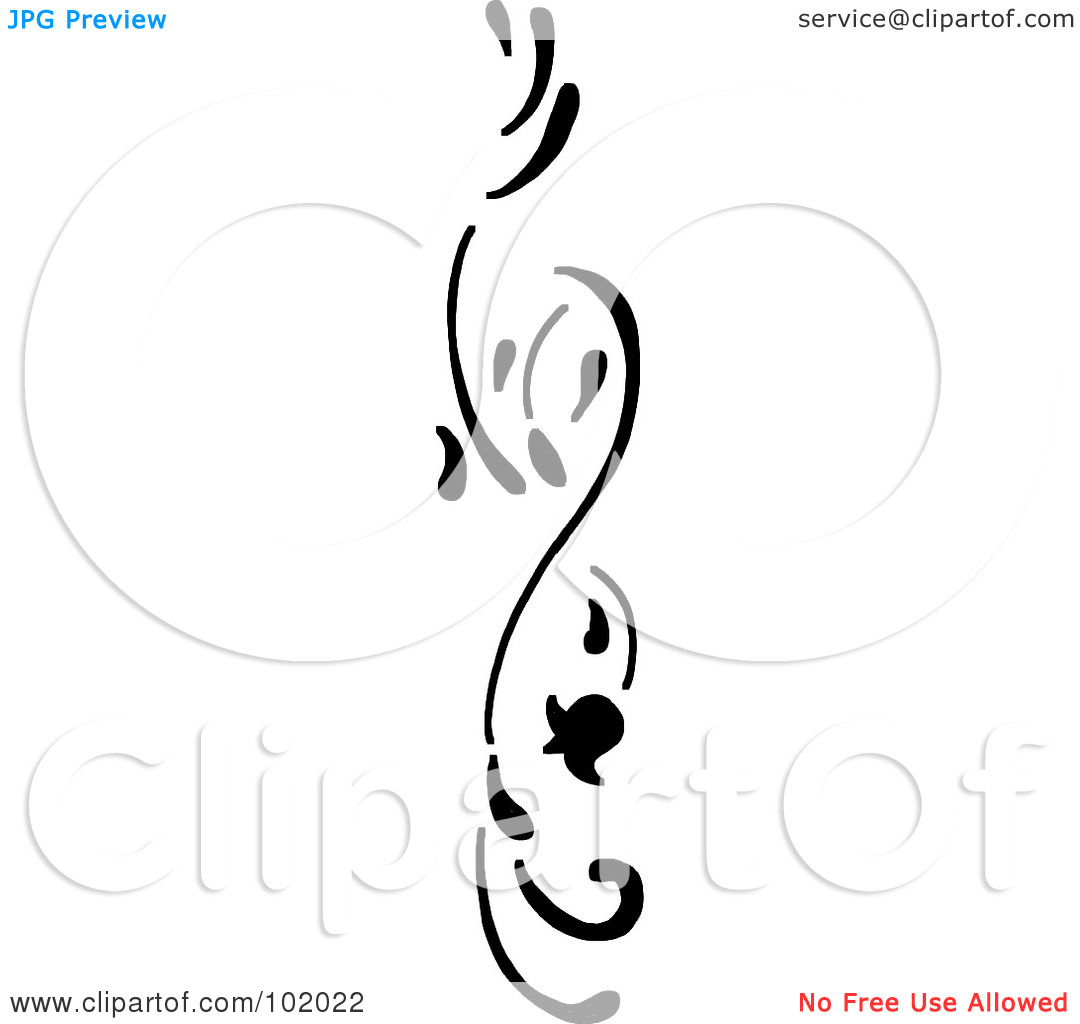 1080x1024 8 Best Images Of Scroll Divider Clip Art