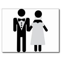 236x236 Couples Wedding Shower Clip Art