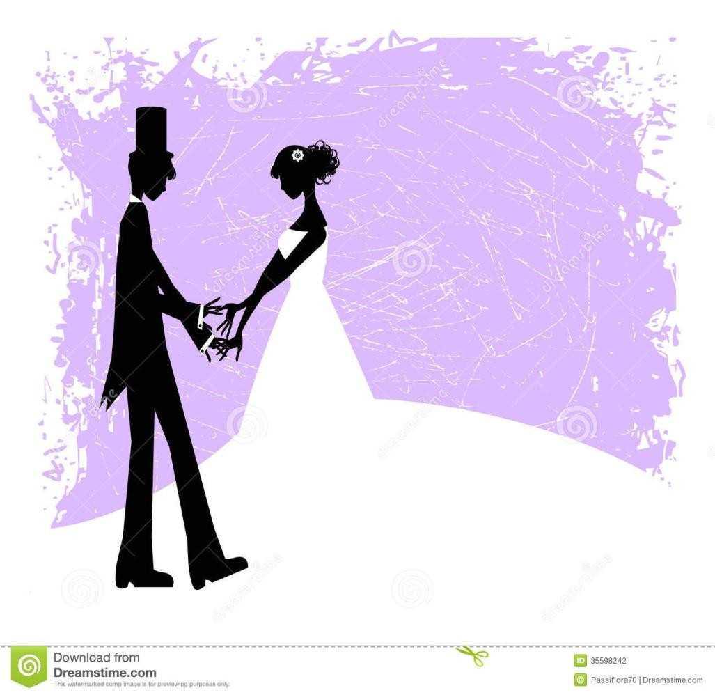 1027x998 Wedding Dress Silhouette Clip Art