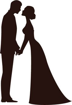 Wedding silhouette clipart free download best wedding silhouette 236x343 bride and groom clipart free wedding graphics image addams junglespirit Gallery
