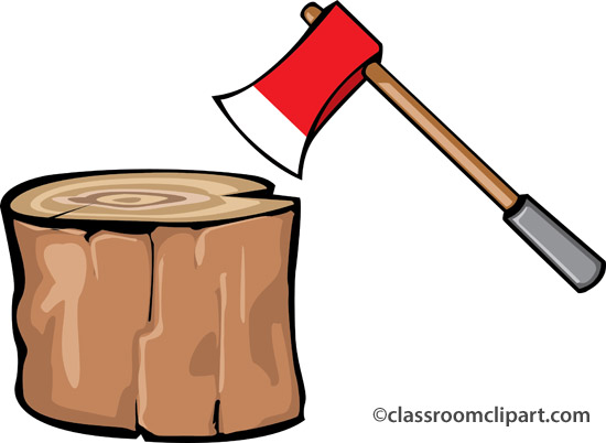 550x402 Axe Clipart Wedge