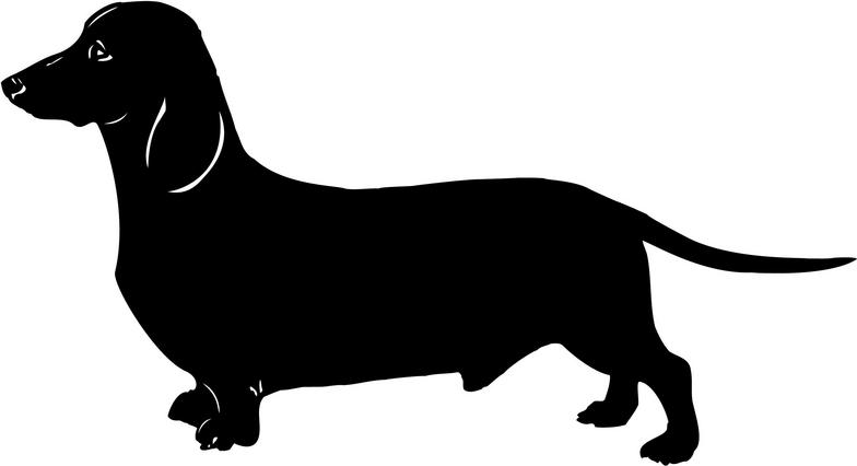 784x426 Dachshund Clipart Dachshund Clip Art The Cliparts Coloring Pages