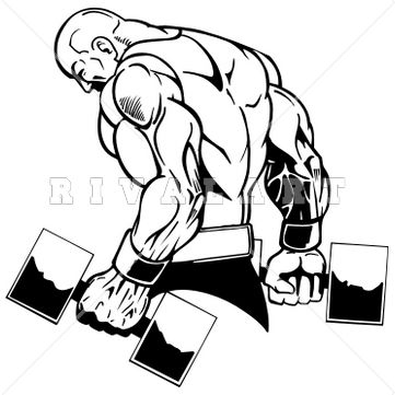 Weight Bar Clipart