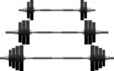 400x251 Clip Art Of Barbell Weights Clipart