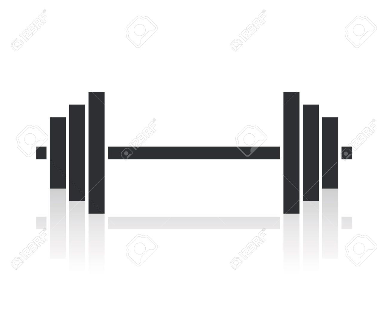 1300x1092 Whit Clipart Barbell