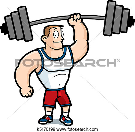 450x441 Lifting Barbell Clipart