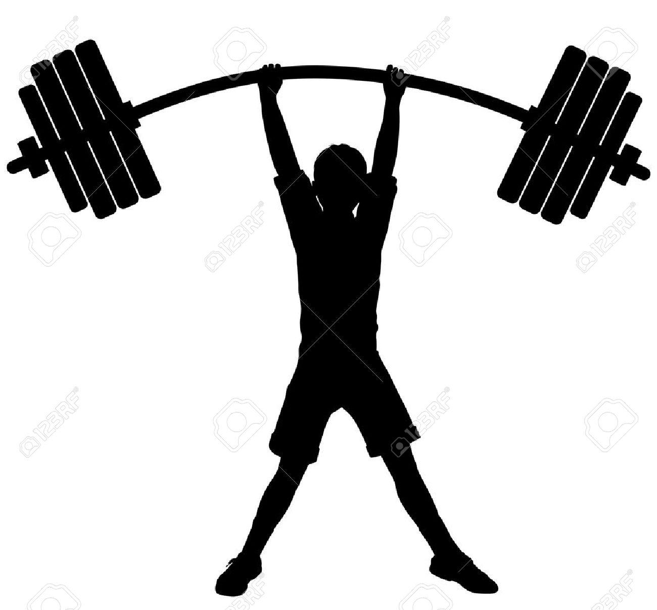 1300x1207 Boy Clipart Lifting Weight