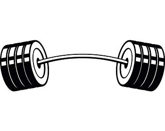 340x270 Barbell 6 Bar Weightlifting Bodybuilding Fitness Workout Gym