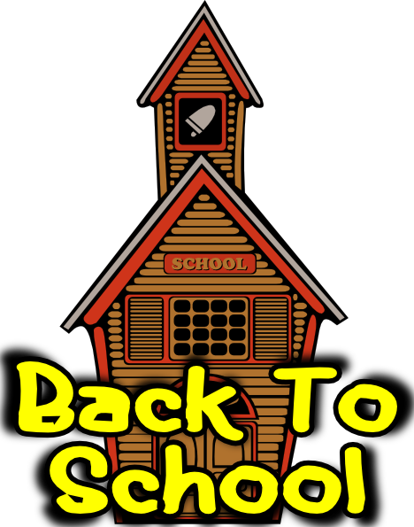 468x595 Welcome Back Clipart