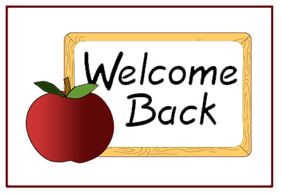 400x276 Welcome Back From Vacation Clipart