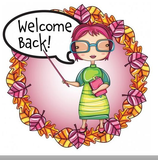 529x536 Welcome Back Clipart To Work