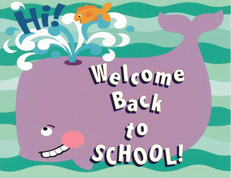 736x568 Welcome Back To School Signs Group