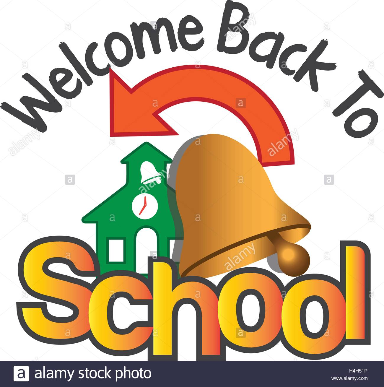 1300x1310 Welcome Back To School Stock Vector Art Amp Illustration, Vector