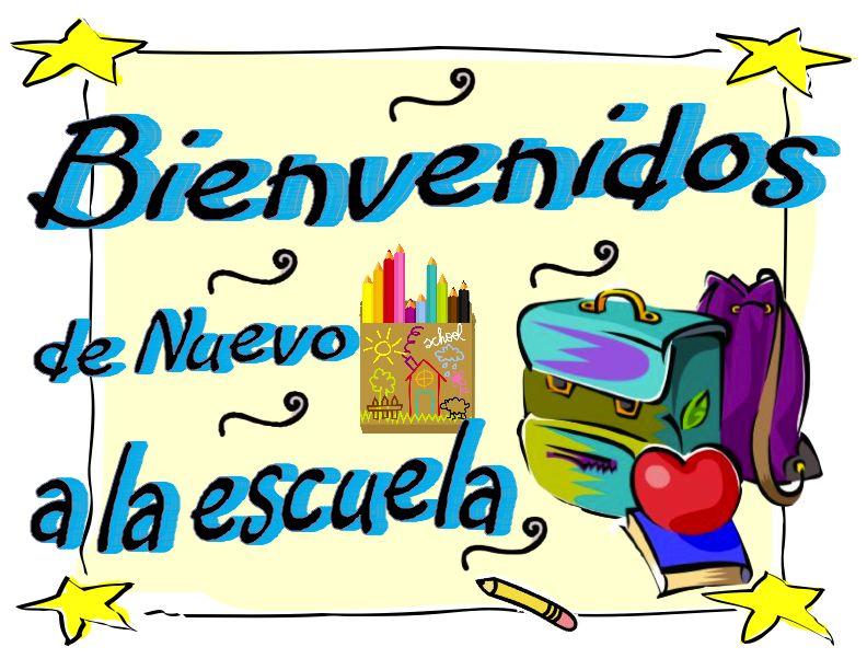 792x612 Bienvenidos De Nuevo A La Escuela (Welcome Back To School) Back