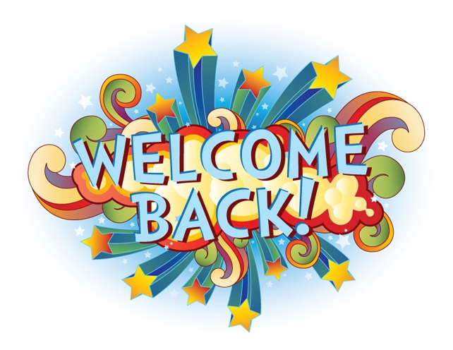 642x496 Free Clipart Welcome Back