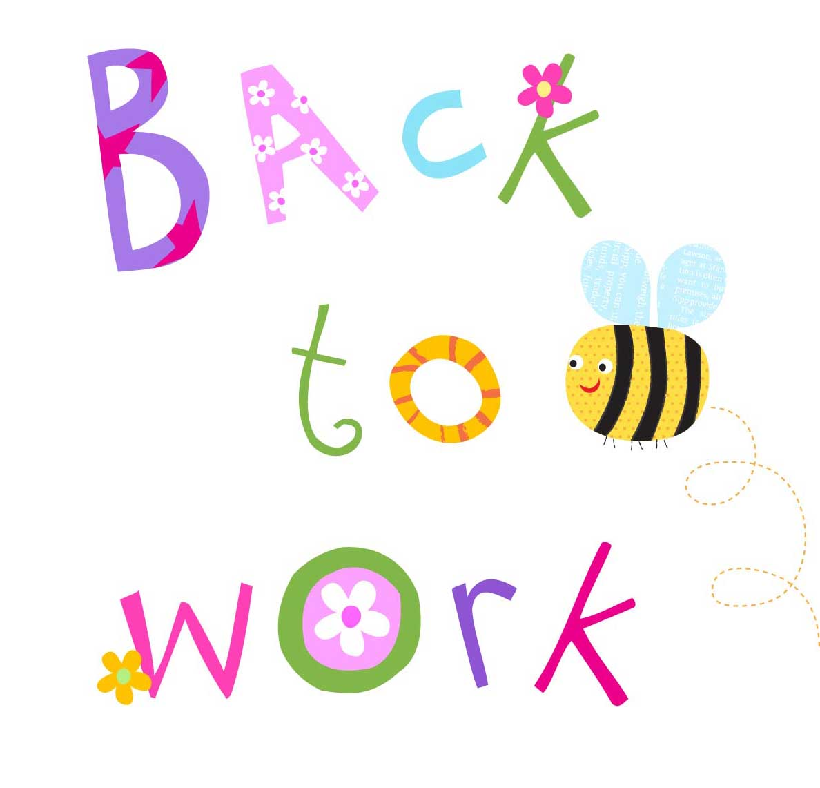1188x1141 Free Clipart Welcome Back To Work
