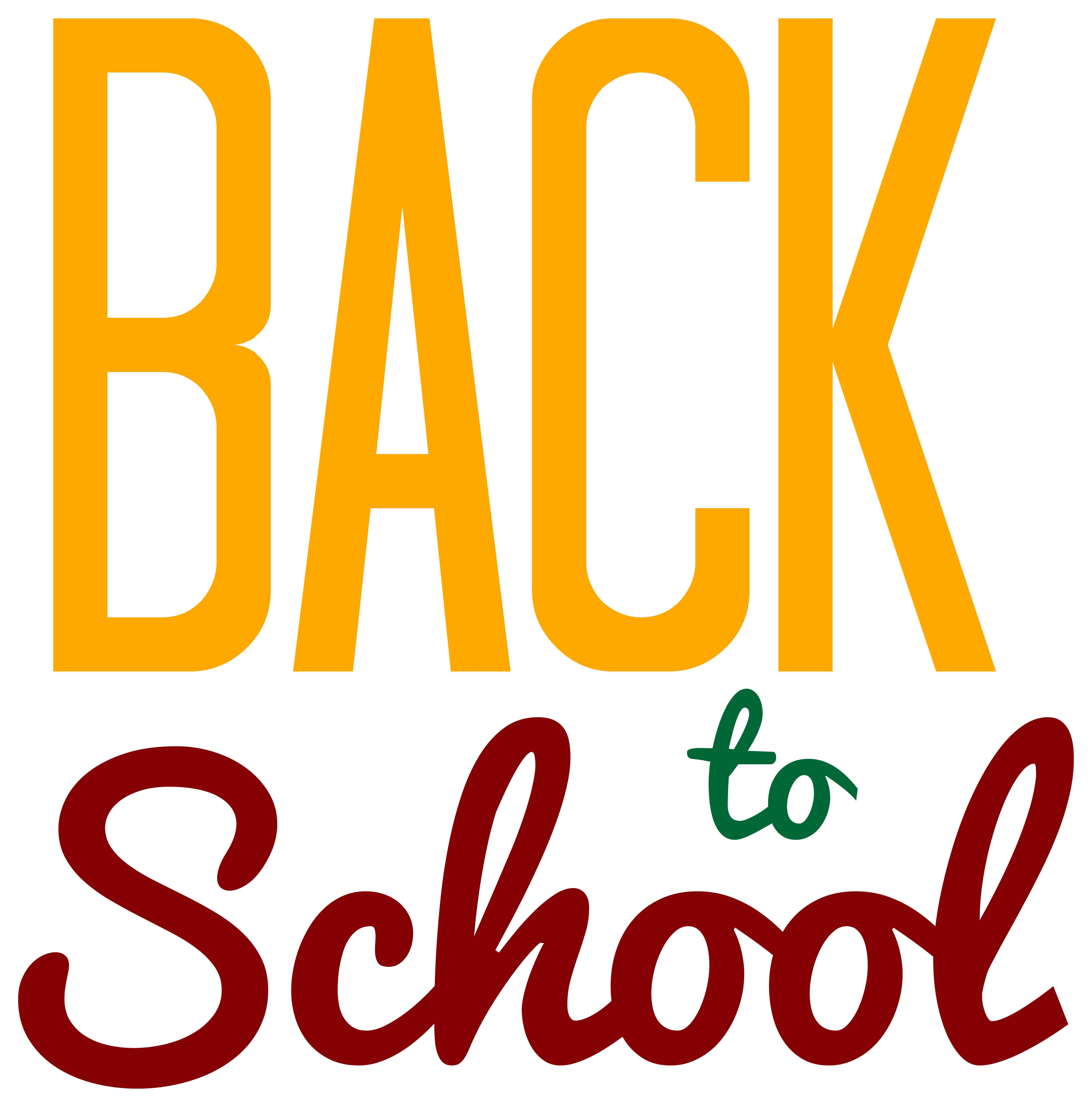 5647x5727 Back To School Png