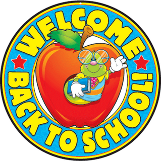 319x320 Free Clipart Welcome Back To School
