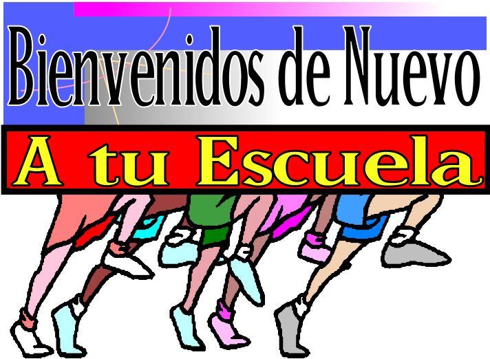 712x522 Spanish Back To School Sign Bienvednidos De Nuevo A Tu Escuela