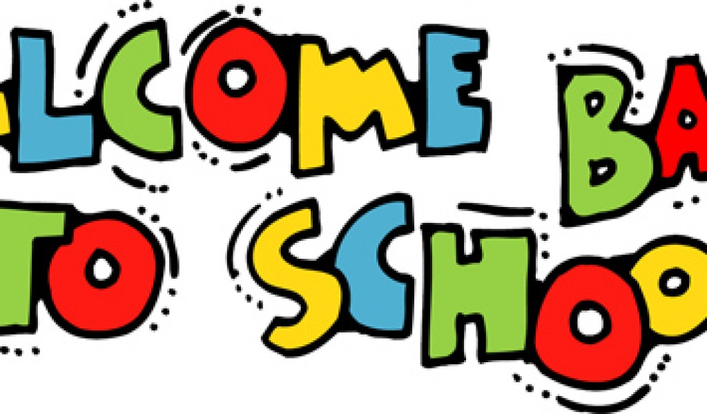 1024x600 Welcome Back Clipart